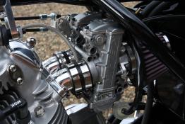 cNw Dual Keihin Flat Slide Carburetor Kit