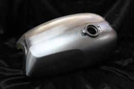 Steel Roadster Fuel Tank