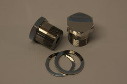 cNw Stainless Steel Top Fork Nut