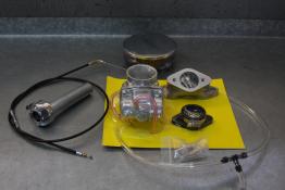 cNw Single 34mm Mikuni Carburetor Kit