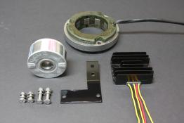 cNw 3 Phase Alternator System