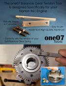 Balance Gear Tensioner Tool 961